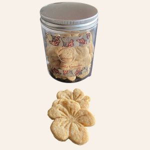 Biscuit à la cannelle hibiscuit