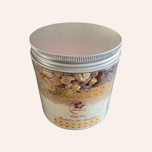 Kit pour cookies arachides chocolat laithibiscuit